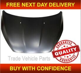 FORD FOCUS 2015- BONNET PRIMED NOT ELECTRIC MODELS NEW INSURANCE APPROVED NEW FREE DELIVERY
