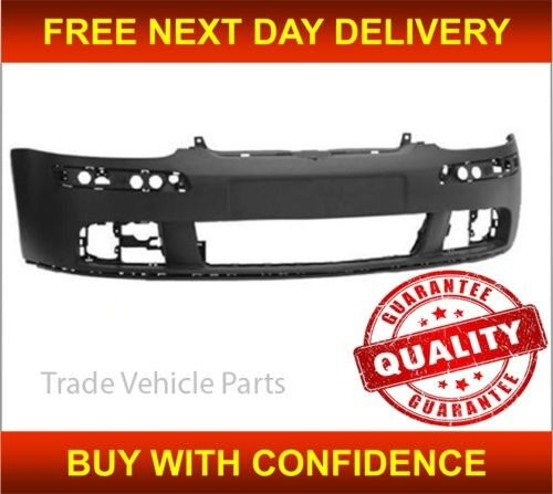 VW GOLF MK5 2004-2008 FRONT BUMPER PRIMED INSURANCE APPROVED OEM QUALITY NEW FREE DELIVERY