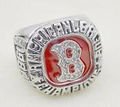 Red Sox World Series Ring