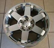 20 Chrome Wheels Used
