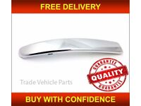 FIAT 500 2007> FRONT BUMPER MOULDING CHROME PASSENGER SIDE NEW INSURANCE APPROVED FREE DELIVERY