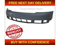 Audi A4 2001-2004 Front Bumper Primed Not S-Line New Insurance Approved
