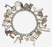 Vintage Sterling Silver Charm Moves