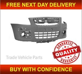 CITROEN C2 2008-2010 FRONT BUMPER PRIMED READY TO PAINT NEW INSURANCE APPROVED