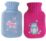 Mini Hot Water Bottle Cover