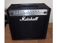 "Marshall MG50CFX 50-watt 1x12"" Combo Amp with Effects."