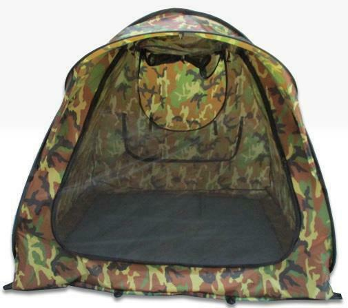 FAST ERECT FISHING TENT SPORTS BIVVY POPS UP & DOWN IN SECONDS CAMOUFLAGE