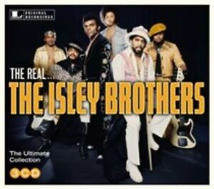 The Real    The Isley Brothers by The Isley Brothers (Sony Music)