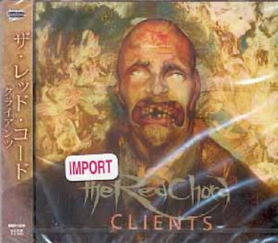 THE RED CHORD - Clients CD Japanese Import with OBI / NEW SEALED / (Metal Blade)