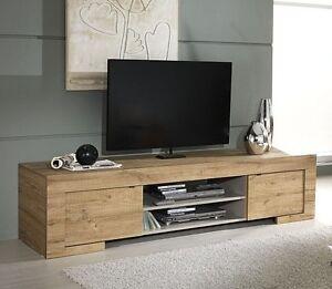 Mobile basso porta tv moderno soggiorno rovere miele for Mobile basso soggiorno