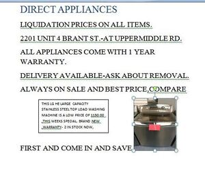 Washer/Dryer And Other Appliance Parts Of All Sorts Available... Oakville / Halton Region Toronto (GTA) image 10