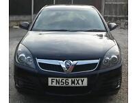 Vauxhall vectra SRI 2.2 petrol,2006,black