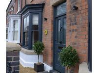 UPVC Window and Door Spraying in London