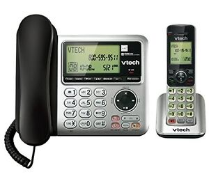 NEW! VTECH Corded/Cordless Answering System Telephone