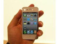 Apple Iphone 4 8GB, Sim Free; Unlocked