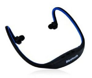S9 Bluetooth v3.0 Wireless Sports Headphone for Smartphone Table