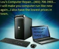Wanted: Free pickup of unwanted laptop's desktops