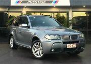 2007 BMW X3 E83 MY07 2.5SI Grey 6 Speed Auto Steptronic Wagon Bowen Hills Brisbane North East Preview