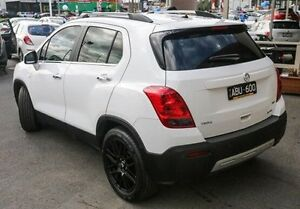 2014 Holden Trax White Automatic Wagon Dandenong Greater Dandenong Preview