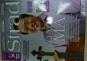 Strad and Strings Violin magazines