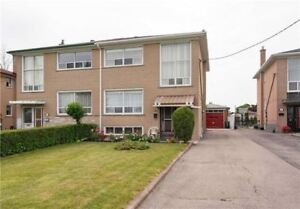 2 Storey Semi-Detached House for Rent (Jane and Wilson area)