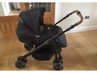 Limited Edition Silver Cross Country Club Pram