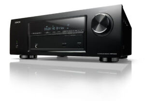 Denon AVR-E200 5.1 Channel 3D Home Theater AV Receiver