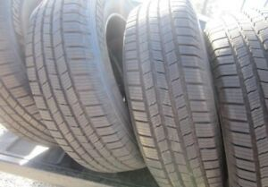 255 50 19 Michelin LTX ALL SEASON TIRES X4 – LIKE NEW!