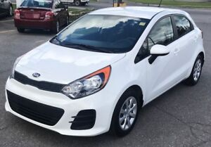 2017 Kia Rio LX PLUS AUTO AIR BLUETOOTH