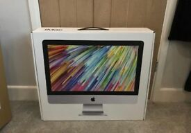 "2017 Apple iMac 21.5"", Intel Core i5, 8GB RAM, 1TB HDD, Iris Plus Graphics 640, Silver"