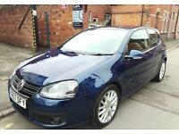 2007 [57] VW GOLF 2.0 TDI GT SPORT 140 (LOW RATE FINANCE APPLY ONLINE)