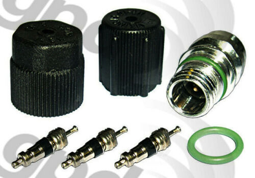 A//C System Valve Core and Cap Kit Global 1311570