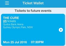 The Cure Sydney City Inner Sydney Preview