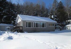 4 season Waterfront Home/Cottage for sale with guest house