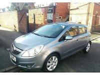 2007 [57] VAUXHALL CORSA 1.2 DESIGN (LOW RATE FINANCE APPLY ONLINE)