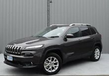 2014 Jeep Cherokee KL Longitude Grey 9 Speed Sports Automatic Wagon Invermay Launceston Area Preview