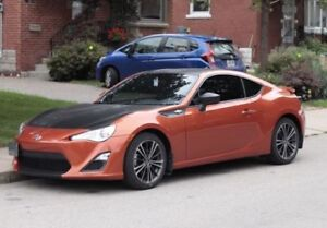2014 Scion FR-S Coupe (2 door)