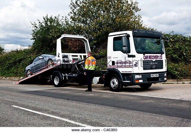 CHEAP CAR VAN RECOVERY TOWING TRUCK TRANSPORT BREAKDOWN VEHICLE TRANSPORT TOW TRUCK SCRAP CAR