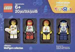 Lego Athletes Minifig Collection