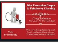 Dirt Extraction Carpet cleaning *Get 1 room cleaned get 2nd room free *