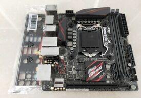 I5 6500 bundle + z170 itx pro mini