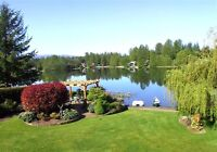 FURNISHED LAKEFRONT SUITE - Comox Valley - March 1