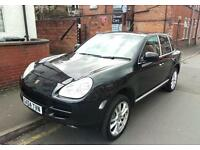 [04] PORSCHE CAYENNE 3.2 S TIPTRONIC/AUTOMATIC EST (LOWER TAX BRACKET) 270BHP