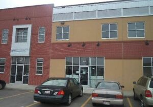 WAREHOUSE/OFFICE FOR RENT. CLOSE TO WESTWINDS LRT STATION.