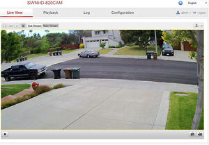 live camera views of your property on your phone Edmonton Edmonton Area image 2