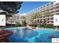 7 night 4 star all inclusive holiday to salou 2 adults and a child