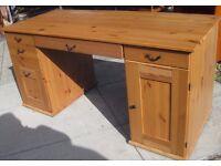 Desk - Ikea solid wood