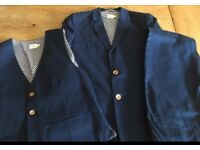Boys John Lewis 3 piece suit aged 12-13 years. Immaculate.