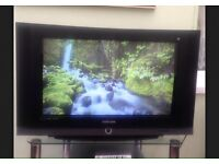 "32"" Samsung HD CRT TV, built in freeview"