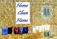 Cleaning services - Bondable and mature